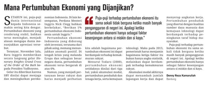 Artikel MI 31 Desember