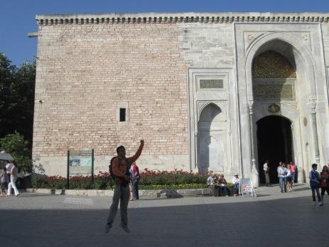 gerbang Topkapi Palace