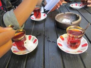 Cai (teh), dikit banget dan mahal