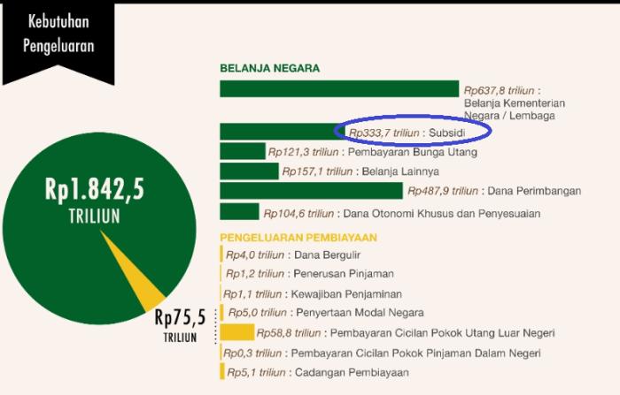 Subsidi Energi