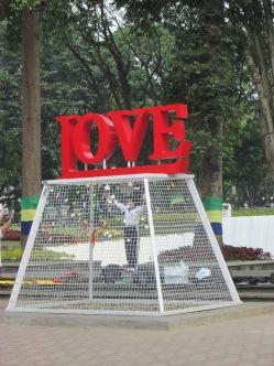 Gembok Cinta wkwk
