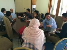 diskusi bareng tim reformasi